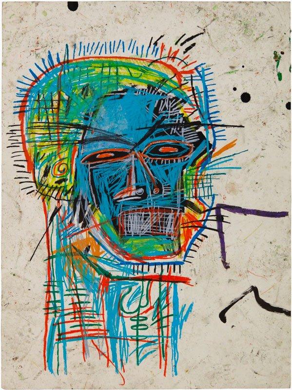 Jean-Michel-Basquiat-Untitled-(Head)