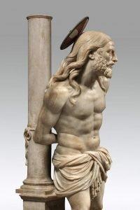 Cristoforo-Solari-Cristo alla-colonna-Milano-Duomo